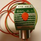 Asco 2way NC 8262G022 1/4&quot; Shutoff Valve 120/60,110/50