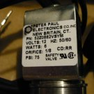 Peter Paul Solenoid 2-Way Safety Valve 52Z0882VXYM