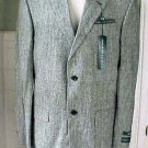 Gorgeous Oscar De La Renta 2 Button Sport Coat Jacket 100 % Silk New 40L - L@@K