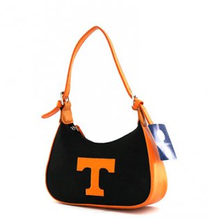 Black Tennessee Vols Handbag