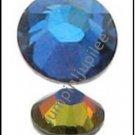 MERIDIAN BLUE Swarovski Crystal 2058 Flatback Rhinestones 144 pieces 3mm 12ss