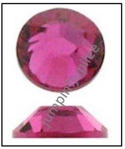 FUCHSIA Pink Swarovski NEW 2058 Crystal Flatback Rhinestones 144 pieces 2mm 7ss