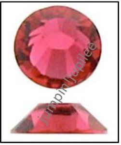 INDIAN PINK Swarovski Crystal NEW 2058 Flatback Rhinestones 12 pieces 5mm 20ss