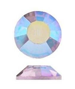 LIGHT AMETHYST AB Purple Swarovski 2028 Crystal Rhinestones 12 pieces 5mm 20ss