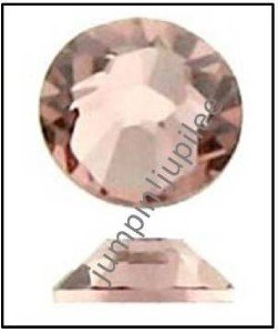VINTAGE ROSE Pink Swarovski New 2058 Flatback Rhinestones 144 pieces 4mm 16ss