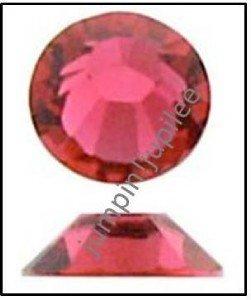 INDIAN PINK Swarovski 2058 Flatback Crystal Rhinestones 144 pieces 2mm 7ss