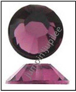 AMETHYST Purple Swarovski NEW 2058 Crystal Flatback Rhinestones 144 pcs 3mm 12ss