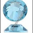 AQUA  Blue Swarovski Crystal NEW 2058 Flatback Rhinestones 72 pieces 5mm 20ss