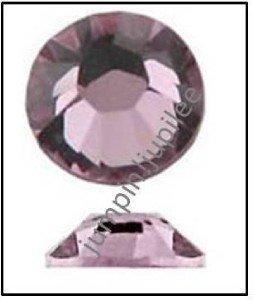 LIGHT AMETHYST Purple Swarovski NEW 2058 Crystal Flatback Rhinestones 3mm 12ss