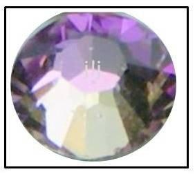 VITRAIL LIGHT Swarovski Crystal 2028 Flatback Rhinestones 36 pieces 5mm 20ss