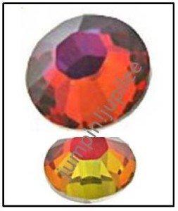 VOLCANO Swarovski Crystals Flatback NEW 2058 Rhinestones 144 pieces 4mm 16ss