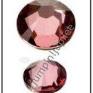 ANTIQUE PINK Swarovski Crystal New Color 2058 Flatback Rhinestones 36 5mm 20ss