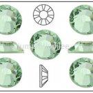 CHRYSOLITE Green Swarovski Flatback 2028 Crystal Rhinestones 36 pcs 5mm 20ss