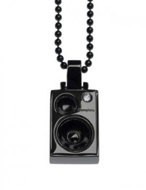 Complete Technique Black Hi Polished Left Speaker
