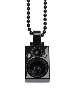 Complete Technique Black Hi Polished Speaker