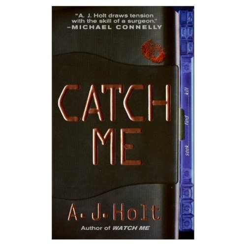 "A. J. Holt ""Catch Me"" Hardback Book"