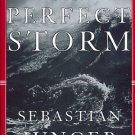 "Sebastian Junger ""The Perfect Storm"" Hardback Book"