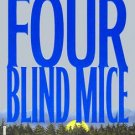 "James Patterson ""Four Blind Mice"" Hardback Book"