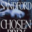 "John Sandford ""Chosen Prey"" Hardback Book"