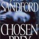 "John Sandford ""Chosen Prey"" Hardback Book"