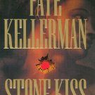 "Faye Kellerman ""Stone Kiss"" Hardback Book"