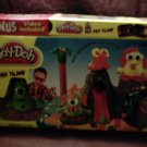 NIP Hasbro Play-doh Doh-Doh Island playset with bonus clay animation video