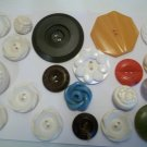 15 1930's Bakelite Buttons - GORGEOUS!