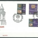 MALTA - 1978 CHRISTMAS FDC - J0094