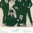 BLONDIE BAND SIGNED AUTOGRAPHED RP PROMO DEBBIE HARRY +