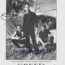 CREED GROUP SIGNED AUTOGRAPHED 8X10 RP PHOTO SCOTT STAPP +