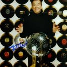 DICK CLARK AUTOGRAPHED 8x10 RP PHOTO AMERICAN BANDSTAND LEGEND