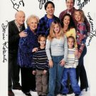 EVERYBODY LOVES RAYMOND FULL CAST SIGNED AUTOGRAPHED 8x10 PHOTO