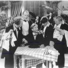 THE THREE STOOGES MOE LARRY CURLY SIGNED AUTOGRAPHED RP