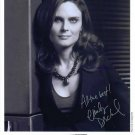 EMILY DESCHANEL SIGNED AUTOGRAPHED RP PROMO PHOTO BONES
