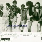 SANTANA GROUP SIGNED AUTOGRAPHED RP PHOTO CARLOS + 70s