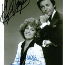 HART TO HART SIGNED RP ROBERT WAGNER & STEPHANIE POWERS