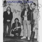FOGHAT BAND SIGNED AUTOGRAPHED RP PROMO PHOTO FOG HAT