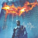 CHRISTIAN BALE SIGNED AUTOGRAPHED RP PHOTO BATMAN DARK KNIGHT
