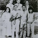 MIAMI VICE FULL CAST SIGNED RP PHOTO CROCKETT TUBBS +