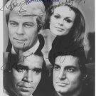 MISSION IMPOSSIBLE SIGNED AUTOGRAPHED RP PETER GRAVES +