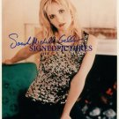SARAH MICHELLE GELLAR SIGNED RP PHOTO BEAUTIFUL