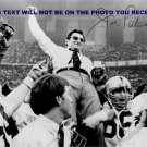 JOE PATERNO SIGNED AUTOGRAPHED 8x10 RP PHOTO PENN STATE