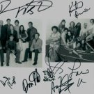 THAT 70's SHOW CAST SIGNED AUTOGRAPHED STUDIO PROMO 70s