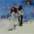 PIRATES OF THE CARIBBEAN SIGNED RP PHOTO JOHNNY DEPP +
