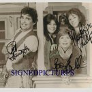 ONE DAY AT A TIME FULL CAST SIGNED AUTOGRAPHED RP PHOTO