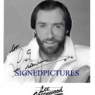LEE GREENWOOD SIGNED RP PROMO PHOTO  GOD BLESS THE USA