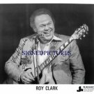 ROY CLARK SIGNED RP PROMO PHOTO GREAT COUNTRY SINGER