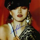 MADONNA SIGNED AUTOGRAPHED RP PHOTO LIKE A VIRGIN