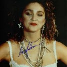 MADONNA SIGNED AUTOGRAPHED RP PHOTO MATERIAL GIRL
