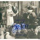 GREEN ACRES CAST SIGNED RP PHOTO EVA GABOR EDDIE ALBERT